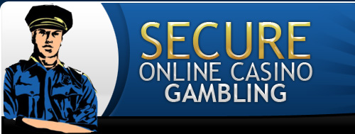 secure online casino gambling